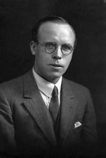 Milne aged around 30