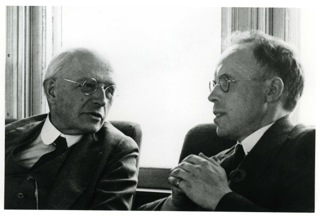 Milne with HN Russell 1939
